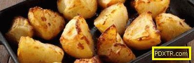 Рустическите картофи са най-добрите рецепти. как да