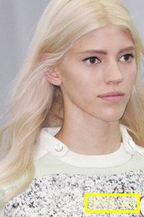 2014 - годината на ярката блондинка