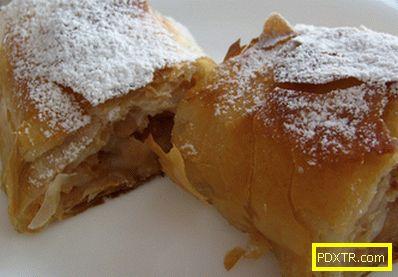 Apple strudel - най-добрите рецепти. как да подготвим