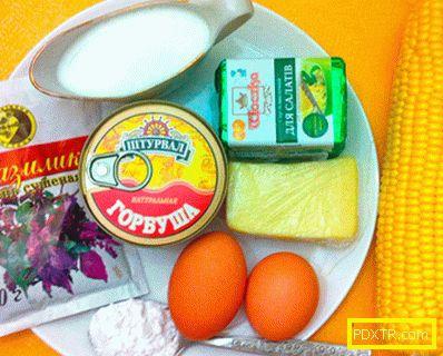 Крем супа с червена риба - рецепта с снимка и стъпка по
