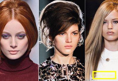 Мода за фризьорство мода 2014