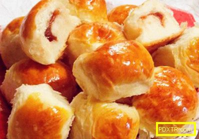 Бъни с мармалад - най-добрите рецепти. как да готвя вкусни