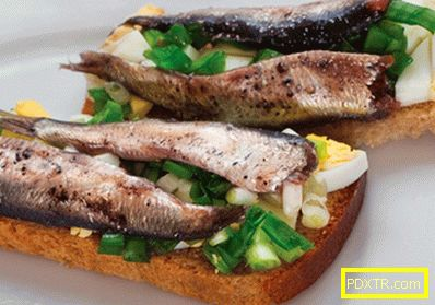 Сандвичи с копър - най-добрите рецепти. колко бързо и вкусно