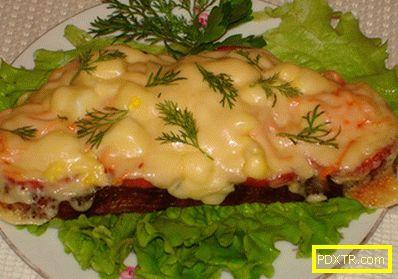 Сандвичи със сирене са най-добрите рецепти. колко бързо и