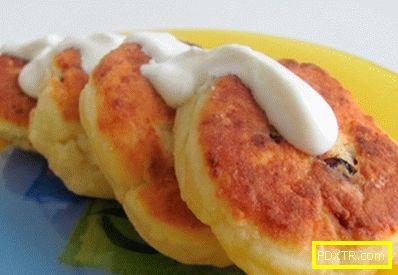 Cheesecakes с манга - най-добрите рецепти. колко бързо и