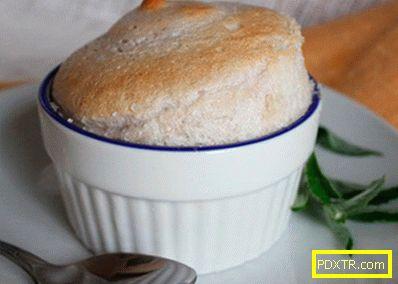 Apple souffle - най-добрите рецепти. колко бързо и вкусно