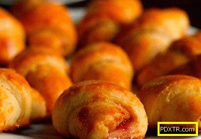 Bagels на кефир - най-добрите рецепти. колко правилно и