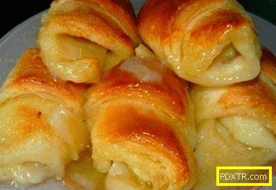 Bagels с пълнеж - най-добрите рецепти. колко правилно и