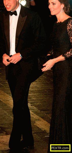 Кейт мидълтън вече не крие бременността