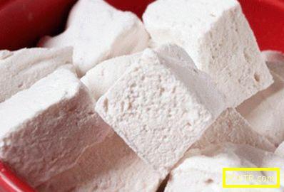 Начало marshmallows - най-добрите рецепти. как правилно да