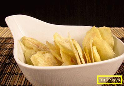 Домашните чипове са най-добрите начини за готвене. как да