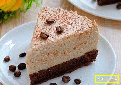 Торта-мус - най-добрите рецепти. как да готвя торта и мус
