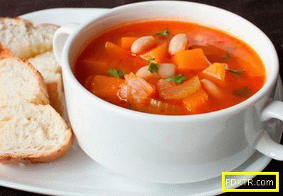 Зеленчуков бульон - най-добрите рецепти. как да подготвим