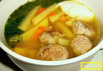 Супа на пилешки бульон - най-добрите рецепти. как да готвя
