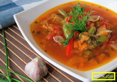 Супа по гъби бульон - най-добрите рецепти. как да готвя супа