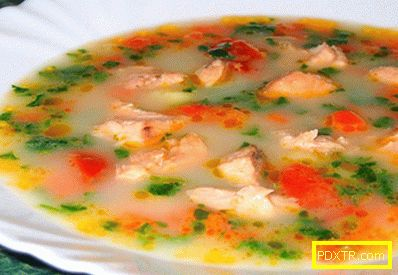 Сладките уши са най-добрите рецепти. как да подготвим супа