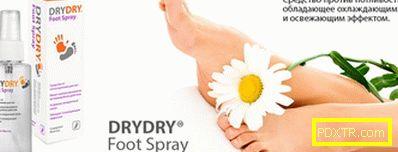 Антиперспирант или крака: без влага, без мирис