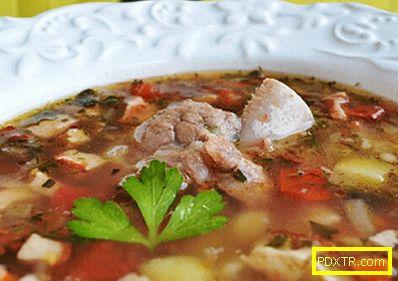 Rassolnik у дома - най-добрите рецепти. как да готвя и