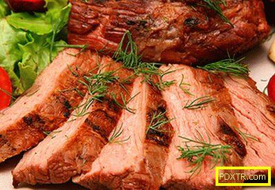 Варено свинско е най-добрият рецепти. как да се подготви