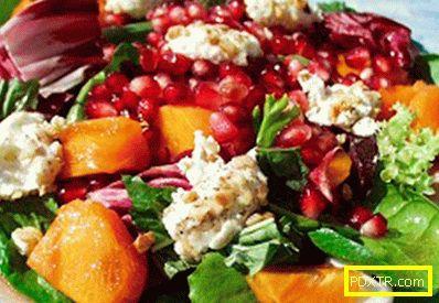 Салата със сьомга и краставица - правилните рецепти. бързо и