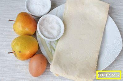 Десерт - надупките с ябълки. евтини и много вкусни!