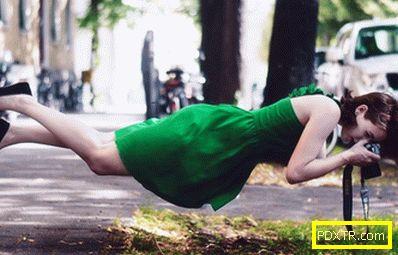 Тайни на фотомодели: както винаги е добре да се окаже в