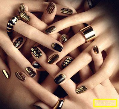 Красив маникюр: модни тенденции 2015