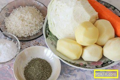 Капустиняк - първото и второто в едно ястие!