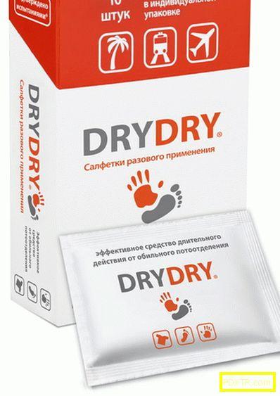 Как да се отървем от изпотяване? dry dry - комфорт и