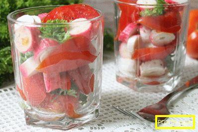 Незабавни закуски от домати за 15 минути - красота, вкус и