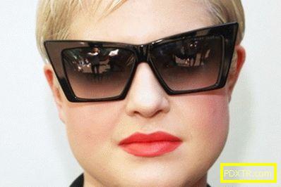 Как да избера най-подходящите или слънчеви очила за кръгло