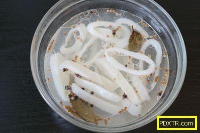 Три от най-популярните рецепти за готвене на калмари - се
