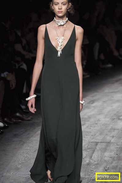 Модни рокли пролет-лято 2016: символ на женственост. свежи