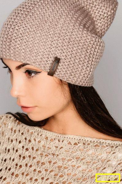 Модерна зима 2016 шапки: фото, ярки стилни модели. тенденции