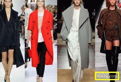 Модният хит на сезона 2016 е дълъг палто! fashion coat 2016: