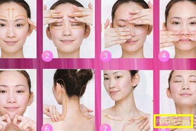 Ефективността на руския масаж на лицето се доказва от