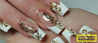 Модерен дизайн на ноктите