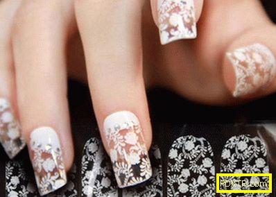 Характеристики на ноктите