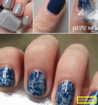 Най-добрата снимка за ноктите и новостите - какво е мода