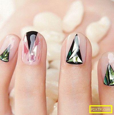 Основните направления на ноктите