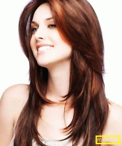 Как да направите прическа за дълга коса? помислете за