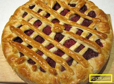 Печене с ягоди: рецепти с снимки и малки трикове. избор на