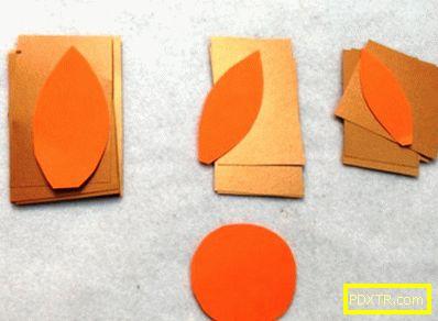 Занаяти от хартия за деца - интересни! ние се овладяваме за