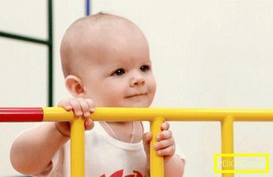 Избираме спортен център за бебе от раждането!