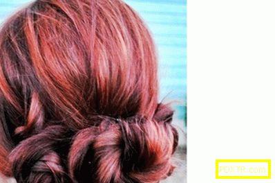Елегантността на гръцката прическа за дълга коса е спешна