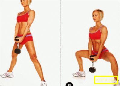 Упражнения за отслабване краката - има ли такива?