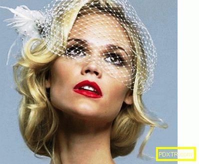 Прически за къса коса с бретон: модни тенденции на сезона