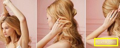 Разнообразие от прически с усукана коса (снимка). как да