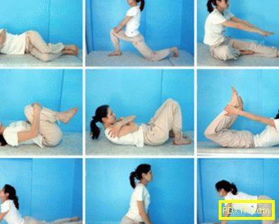 Какво е съвместната гимнастика на бубнович? ефективни