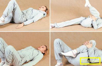 Гимнастика за артроза на колянната става - какъв ефект?